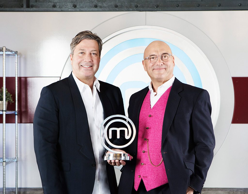 MasterChef Gregg and John